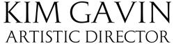 Kim Gavin Logo
